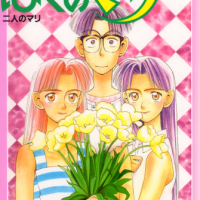 Cover of volume one.